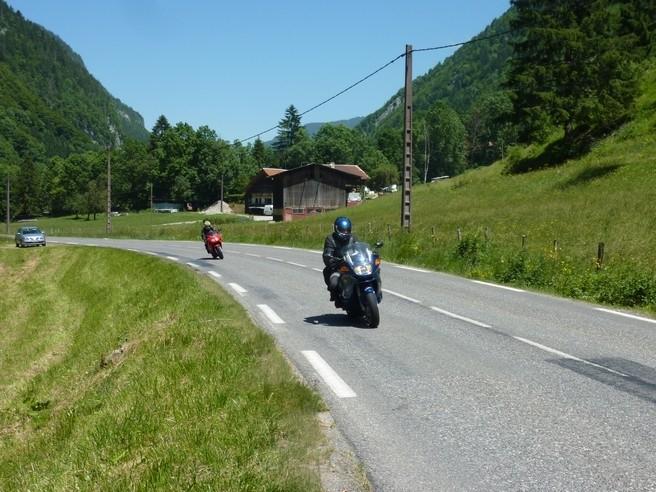 GVA day ride
