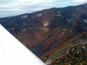 Col de la Givrine- Route Blanche