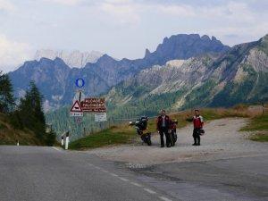 Passo des Vallles